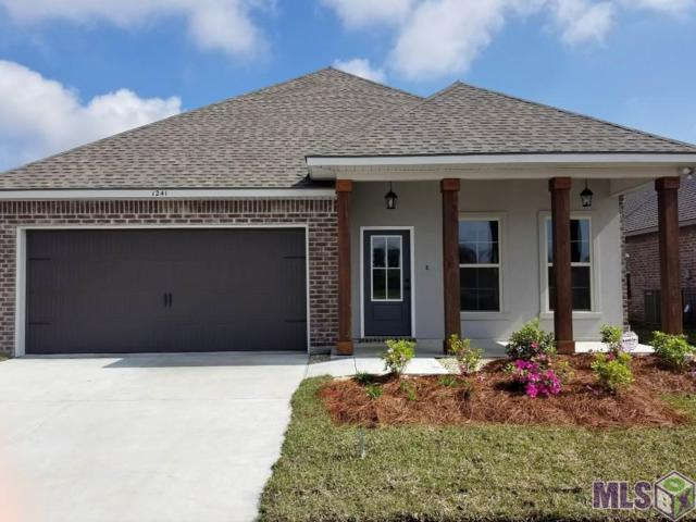 1241 Gentle Wind Dr, Baton Rouge, LA 70820 (#2018016232) :: The W Group with Berkshire Hathaway HomeServices United Properties