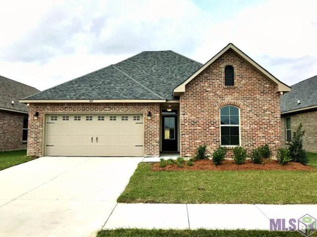 672 Elliston Dr, Gonzales, LA 70737 (#2018017804) :: The W Group with Berkshire Hathaway HomeServices United Properties