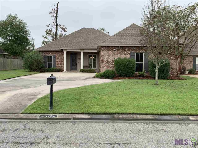 13221 Oak Knoll Dr, Geismar, LA 70734 (#2018018431) :: David Landry Real Estate