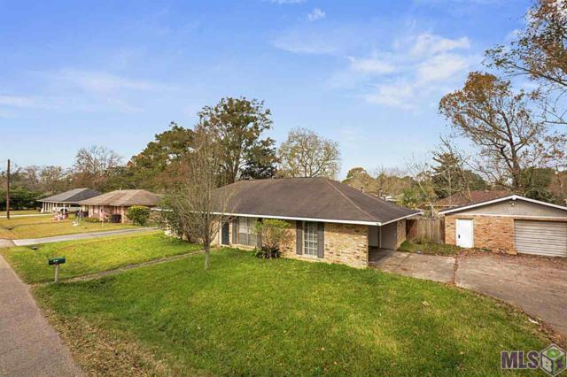 38058 Mistletoe Dr, Gonzales, LA 70737 (#2018020028) :: The W Group with Berkshire Hathaway HomeServices United Properties