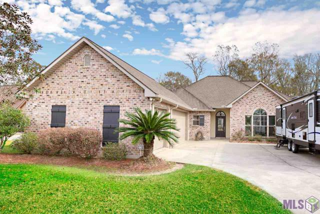 2416 N Twin Circle Dr, Gonzales, LA 70737 (#2018020104) :: The W Group with Berkshire Hathaway HomeServices United Properties