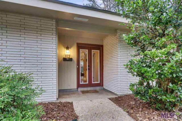473 College Hill Dr, Baton Rouge, LA 70808 (#2019000806) :: David Landry Real Estate