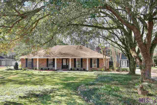 25791 Plantation Ave, Denham Springs, LA 70726 (#2019000961) :: Darren James & Associates powered by eXp Realty