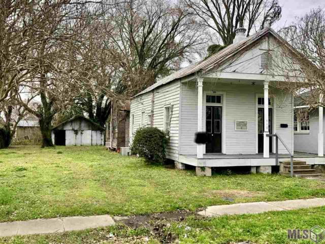 410 Houmas St, Donaldsonville, LA 70346 (#2019002447) :: Patton Brantley Realty Group