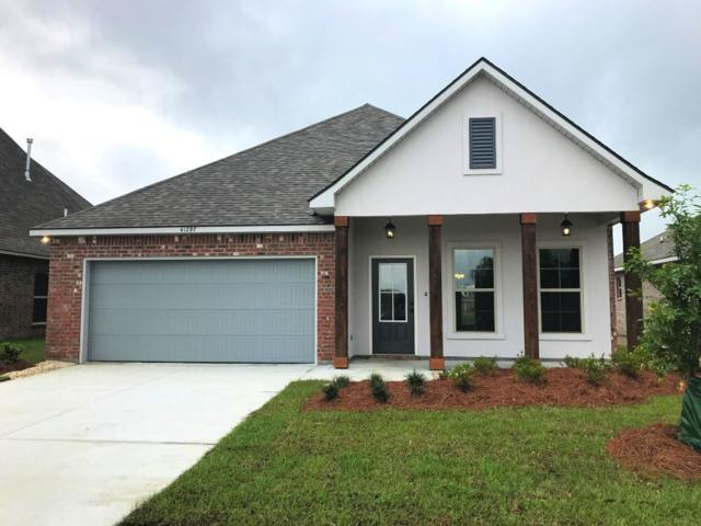 41297 Hackett Canal Dr, Gonzales, LA 70737 (#2019002448) :: The W Group with Berkshire Hathaway HomeServices United Properties