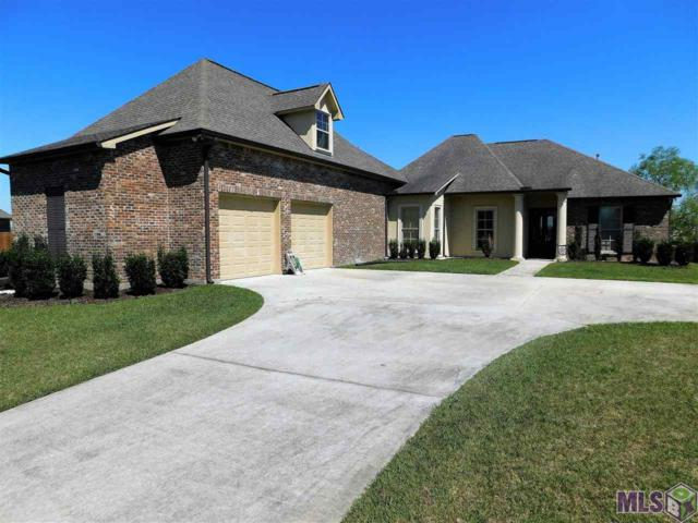42439 Greens View Dr, Gonzales, LA 70737 (#2019003500) :: The W Group with Berkshire Hathaway HomeServices United Properties