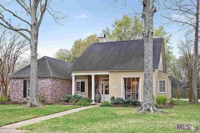 3445 Westervelt Ave, Baton Rouge, LA 70820 (#2019004023) :: Patton Brantley Realty Group
