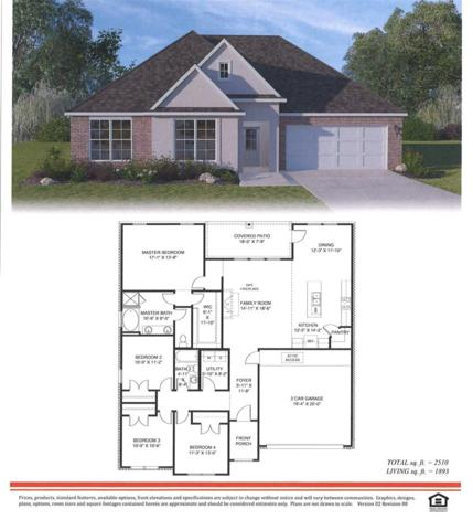 8875 Tatler St, Denham Springs, LA 70706 (#2019004542) :: The W Group with Berkshire Hathaway HomeServices United Properties
