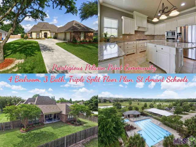 6092 Jonathan Alaric Ave, Gonzales, LA 70737 (#2019007445) :: Darren James & Associates powered by eXp Realty