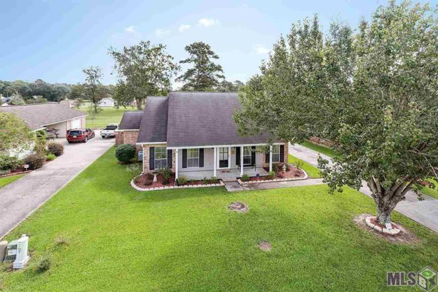 14496 Lake Crossing Dr, Gonzales, LA 70737 (#2019008015) :: Darren James & Associates powered by eXp Realty