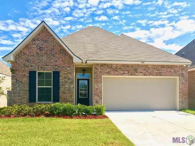1261 Hickory Creek Dr, Baton Rouge, LA 70816 (#2019008564) :: Patton Brantley Realty Group