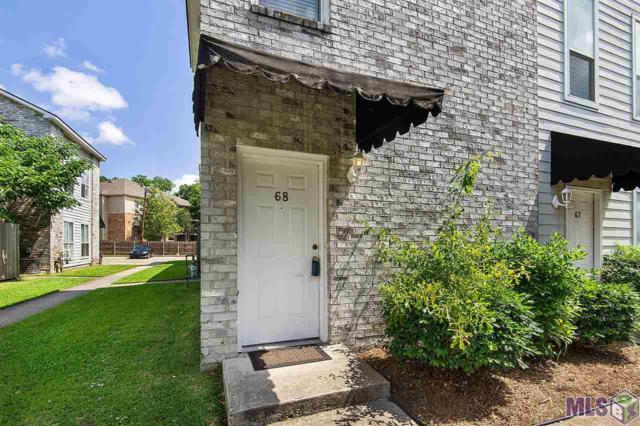 5147 Nicholson Dr #68, Baton Rouge, LA 70820 (#2019008759) :: The W Group with Berkshire Hathaway HomeServices United Properties