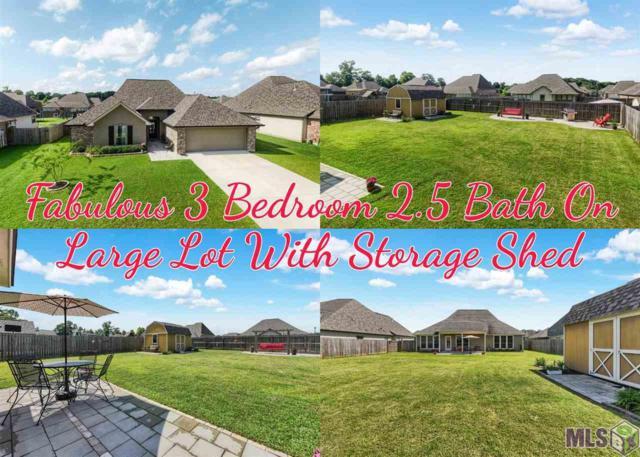 41416 Stonebrook Ave, Prairieville, LA 70769 (#2019008949) :: Patton Brantley Realty Group