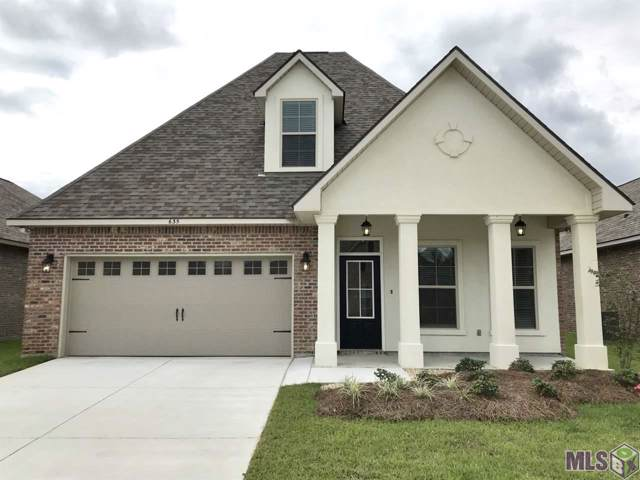 635 Elliston Dr, Gonzales, LA 70737 (#2019009238) :: The W Group with Berkshire Hathaway HomeServices United Properties
