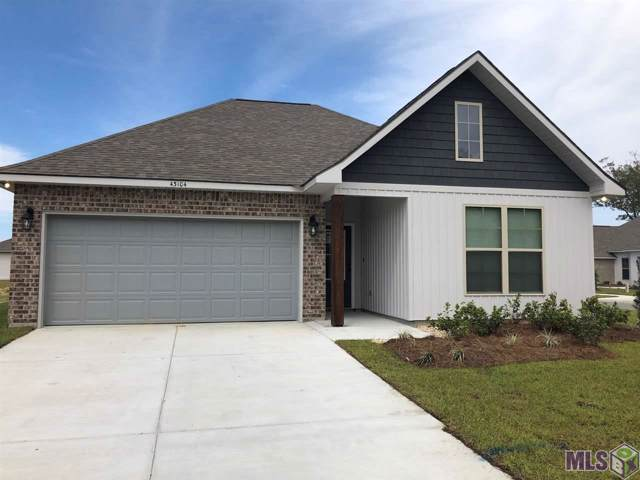 43104 Pointside Ave, Prairieville, LA 70769 (#2019010628) :: Darren James & Associates powered by eXp Realty