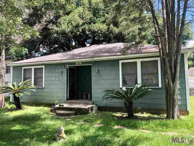 836 W Mckinley St, Baton Rouge, LA 70802 (#2019010795) :: Patton Brantley Realty Group