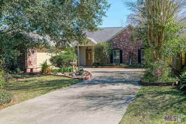 33886 Cypress Bluff Dr, Denham Springs, LA 70706 (#2019011826) :: Patton Brantley Realty Group