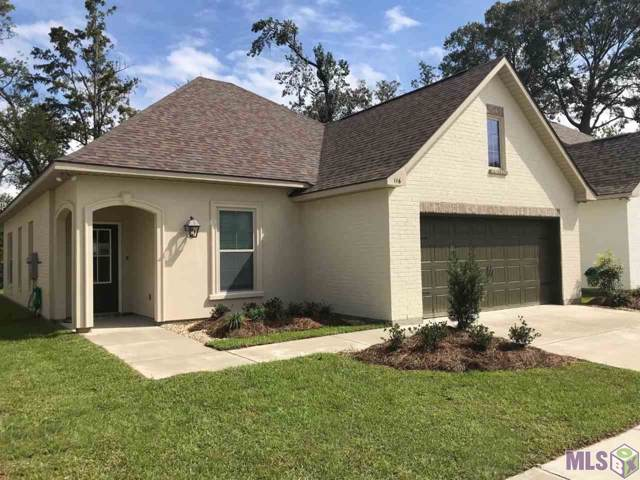 116 Lake Breeze Dr, Baton Rouge, LA 70820 (#2019011882) :: The W Group with Berkshire Hathaway HomeServices United Properties