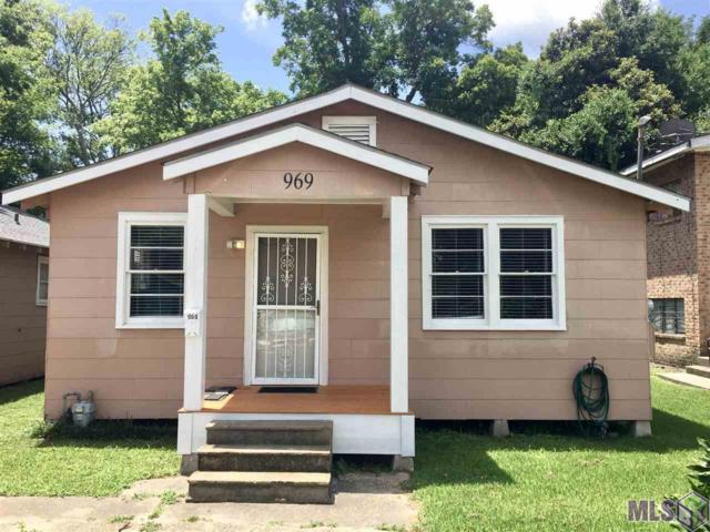 969 W Grant St, Baton Rouge, LA 70802 (#2019013719) :: The W Group with Berkshire Hathaway HomeServices United Properties