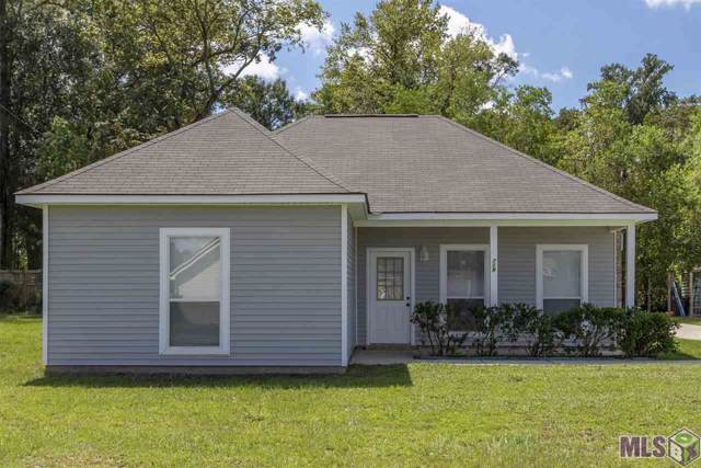 719 W Wellington St, Gonzales, LA 70737 (#2019015839) :: Patton Brantley Realty Group