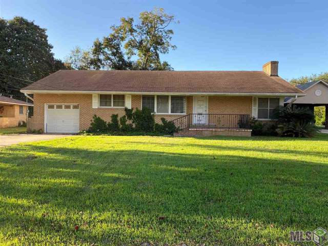 58510 Mille Ave, Plaquemine, LA 70764 (#2019018079) :: Smart Move Real Estate