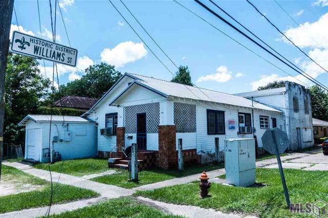 702 & 702 1/2 Lessard, Donaldsonville, LA 70346 (#2019018895) :: The W Group with Berkshire Hathaway HomeServices United Properties