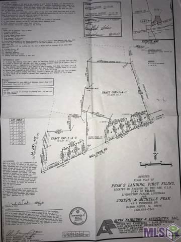 Lot 3 Ball Park Rd, Walker, LA 70785 (#2019019630) :: David Landry Real Estate