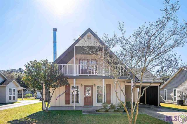 16754 Dry Creek Dr, Central, LA 70739 (#2019019692) :: David Landry Real Estate