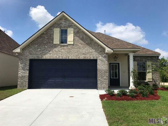 7004 Spring Gardens Dr, Baton Rouge, LA 70817 (#2019019707) :: Darren James & Associates powered by eXp Realty