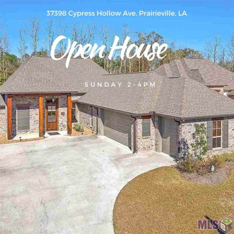 37398 Cypress Hollow Ave, Prairieville, LA 70769 (#2019019933) :: David Landry Real Estate