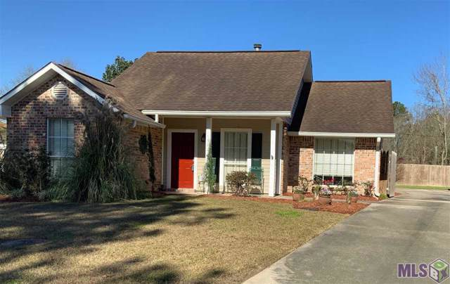 1502 Brookfield Dr, Denham Springs, LA 70726 (#2020000021) :: Smart Move Real Estate