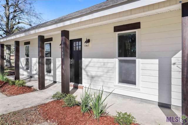 40488 Sycamore Ave, Gonzales, LA 70737 (#2020000028) :: Patton Brantley Realty Group