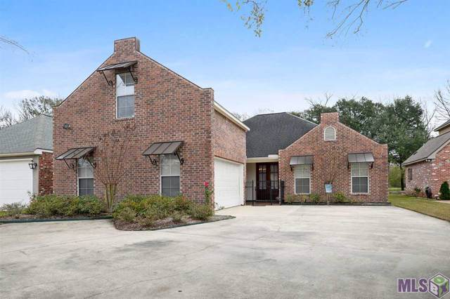 58415 Island Dr, Plaquemine, LA 70764 (#2020000669) :: Darren James & Associates powered by eXp Realty