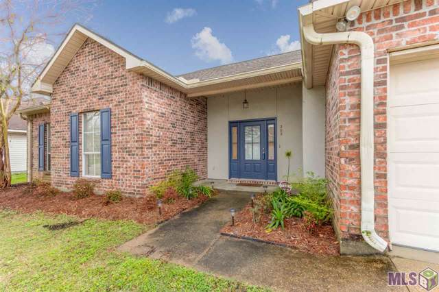 303 Briarhaven Dr, Baton Rouge, LA 70810 (#2020000787) :: The W Group with Berkshire Hathaway HomeServices United Properties