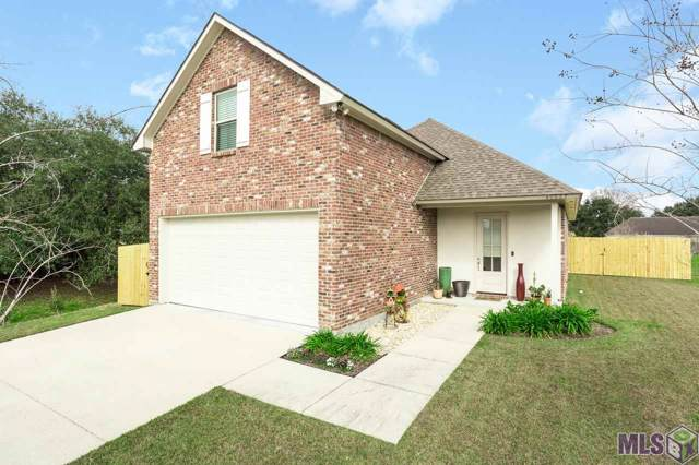40027 Wood Duck Ct, Gonzales, LA 70737 (#2020001147) :: The W Group with Berkshire Hathaway HomeServices United Properties