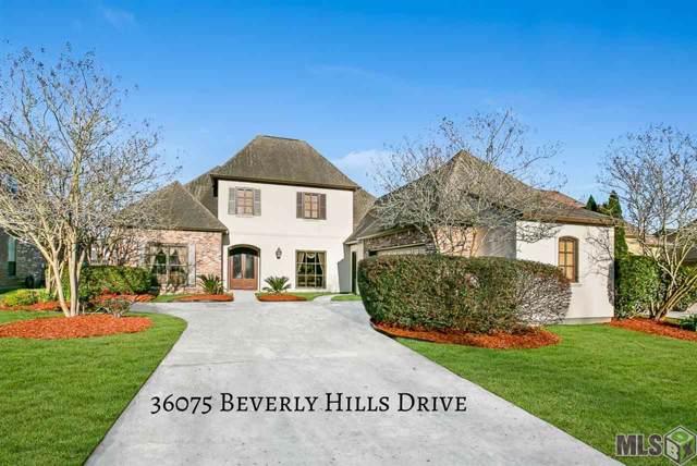 36075 Beverly Hills Dr, Prairieville, LA 70769 (#2020001496) :: Darren James & Associates powered by eXp Realty