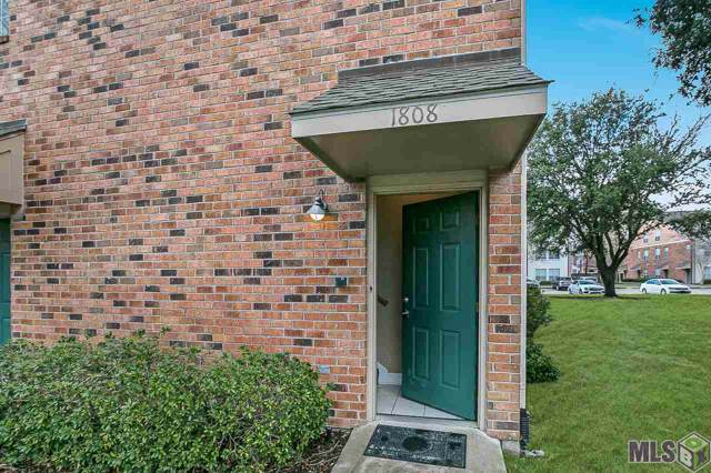 710 E Boyd Dr #1808, Baton Rouge, LA 70808 (#2020001683) :: Patton Brantley Realty Group