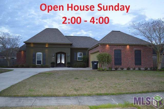 36166 Herons Way Ave, Geismar, LA 70734 (#2020001715) :: The W Group with Berkshire Hathaway HomeServices United Properties