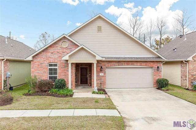 7111 Village Charmant #24, Baton Rouge, LA 70809 (#2020002107) :: Smart Move Real Estate
