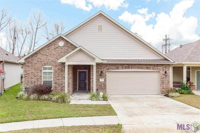7111 Village Charmant #14, Baton Rouge, LA 70809 (#2020002108) :: Smart Move Real Estate