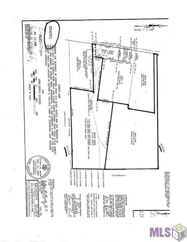 Lot 1 Tract D2A La Hwy 19, Slaughter, LA 70777 (#2020002431) :: Darren James & Associates powered by eXp Realty