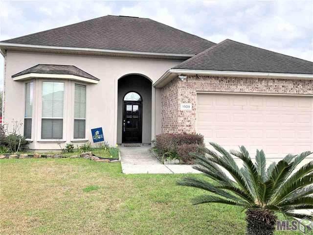 1909 Hunters Ridge Dr, Baton Rouge, LA 70816 (#2020003015) :: Smart Move Real Estate