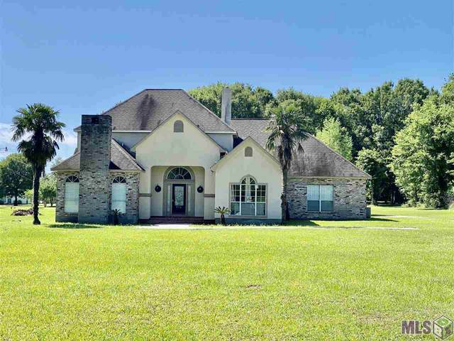 570 E Plains Port Hudson Rd, Zachary, LA 70791 (#2020003692) :: Darren James & Associates powered by eXp Realty
