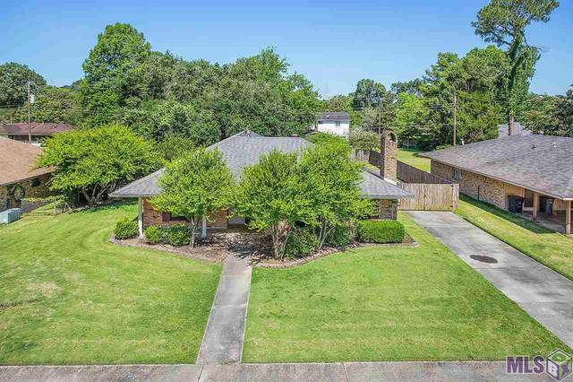 2632 Purvis Dr, Baton Rouge, LA 70809 (#2020006573) :: Darren James & Associates powered by eXp Realty