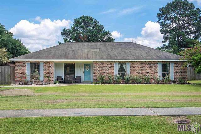 5624 Deanne Marie Dr, Zachary, LA 70791 (#2020008885) :: Patton Brantley Realty Group