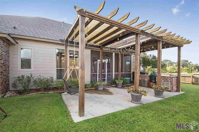 13043 Moss Pointe Dr, Geismar, LA 70734 (#2020012166) :: The W Group with Keller Williams Realty Greater Baton Rouge