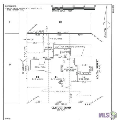 760 Acadia St, Baton Rouge, LA 70806 (#2020014243) :: Smart Move Real Estate