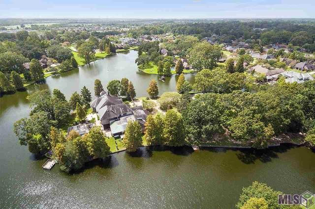 1 Lakewood Point Dr, Baton Rouge, LA 70810 (#2020014398) :: David Landry Real Estate