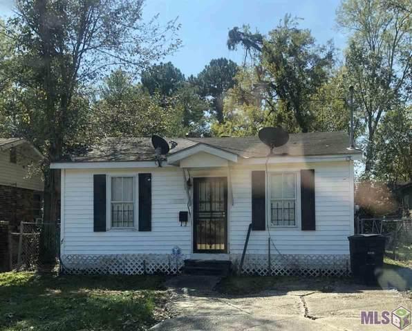 363 W Johnson St, Baton Rouge, LA 70802 (#2020014417) :: David Landry Real Estate