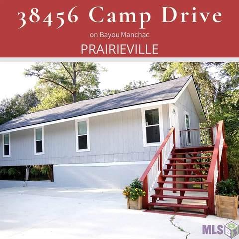 38456 Camp Dr, Prairieville, LA 70769 (#2020015427) :: Patton Brantley Realty Group